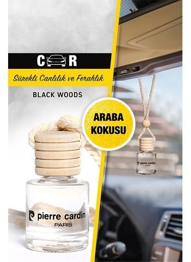 Pierre Cardin Black Woods Araba Kokusu 8 ml Renksiz